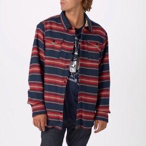 Burton Men's Sherpa Lined Woven Shirt